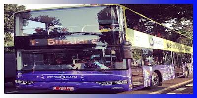 bus tingkat