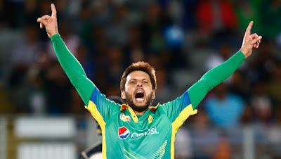Shahid Afridi announced retirement