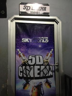 5D cinema skyworld tmii