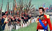 El Duque de Wellington pasa revista a las tropas