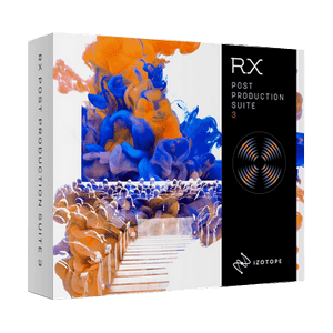 Download iZotope RX Post Production Suite Full version