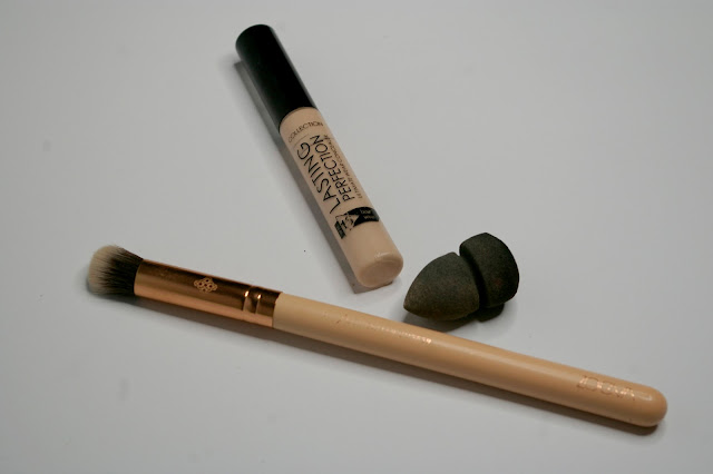 Korektor Collection 2000 Lasting Perfection Concealer Recenzja Aganelle