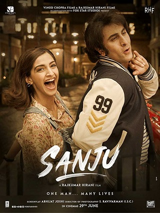 Sanju 2018 Hindi 800MB NEW pDVDRip