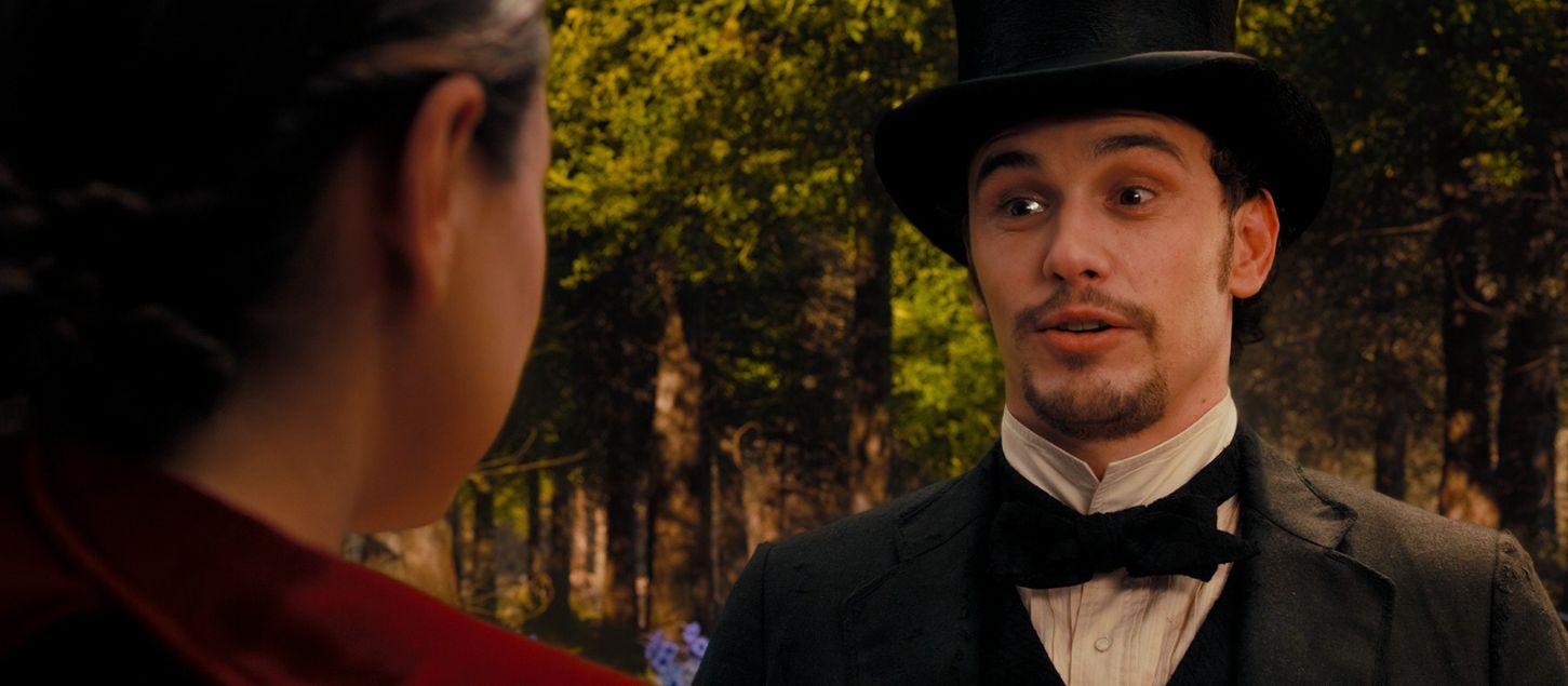 Oz the Great and Powerful (2013) Movie Dual Audio Screenshots
