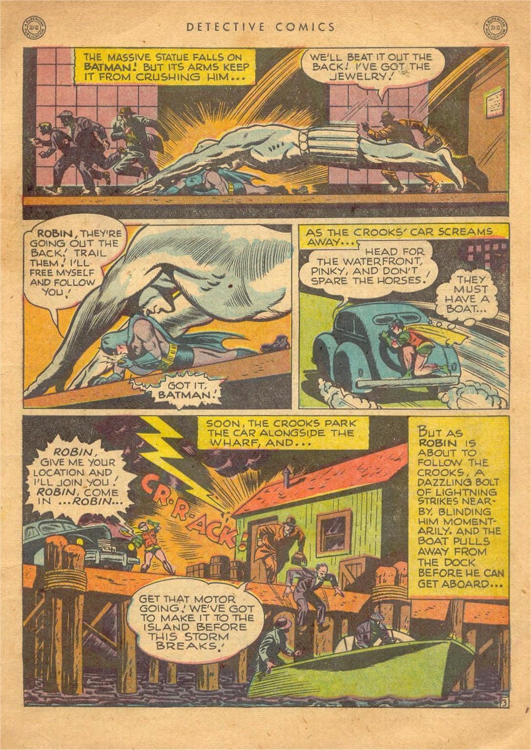 Detective Comics (1937) 129 Page 3