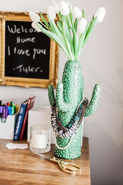 Here&Now: Fab.com cactus vase