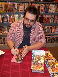 An SPX Interview with Jeremy Whitley