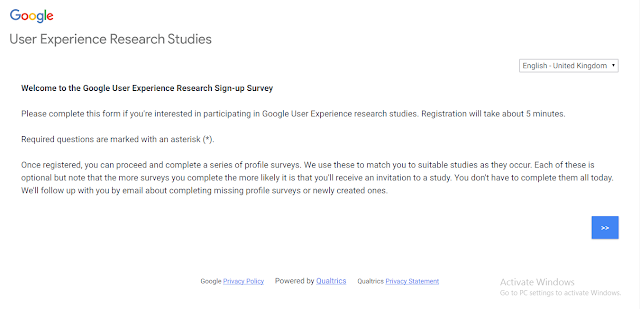 How To Earn Money $50 to $75 Per Hour From Google User Research Program.