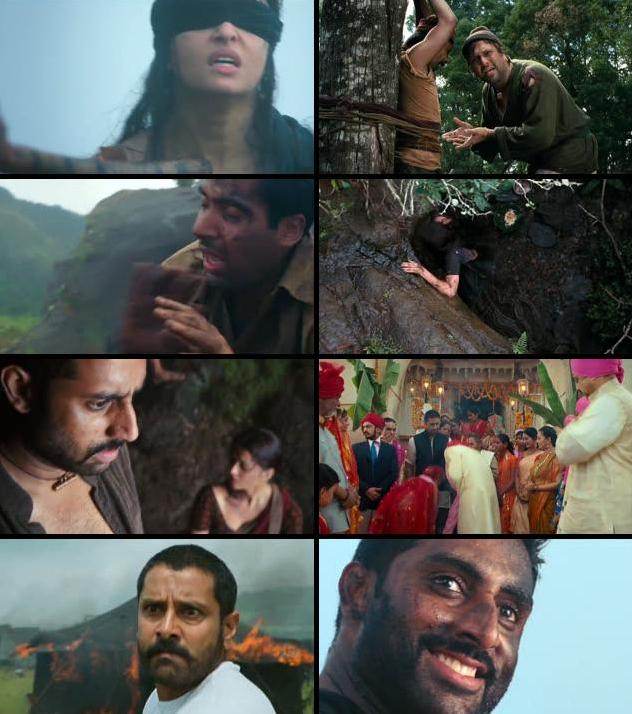 Raavan 2010 Hindi 720p HDRip