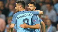 Manchester City vs Borussia M'gladbach 4-0 Video Gol & Highlights