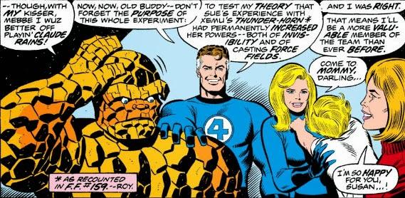 The Peerless Power of Comics!