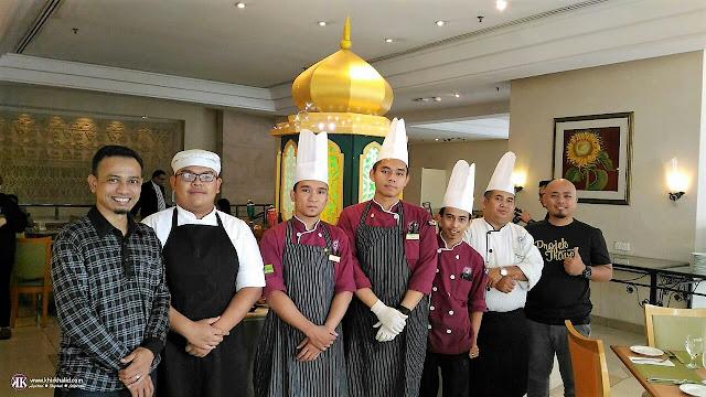 Sunflowers Braserrie, The Royale Bintang Kuala Lumpur,