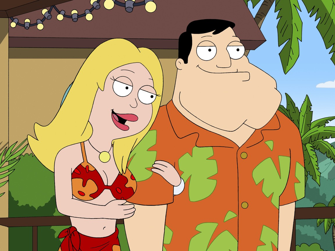 American Dad - Season 9 Episode 2: Killer Vacation