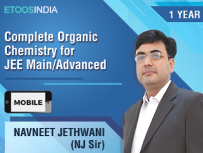 Nj sir organic chemistry video lectures for jee mains, jee advanced and neet drive