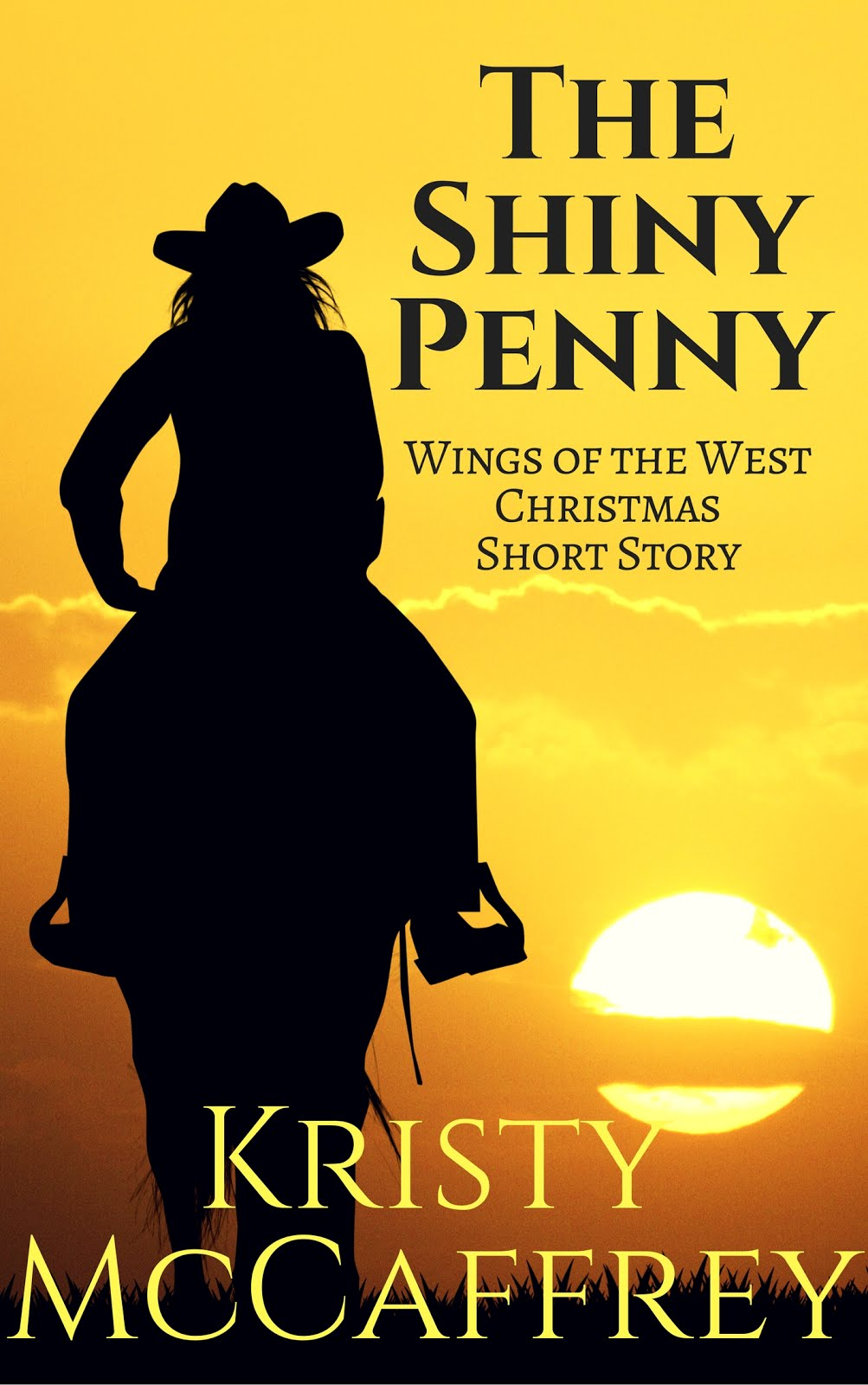 A Wings of the West Christmas Short Story available to my newsletter subscribers.