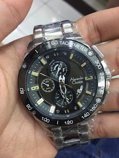 jam tangan Pria alexandre christie, Harga jam alexandre christie