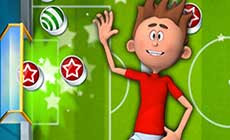 لعبة كرة القدم المصغرة Mini Football Championship