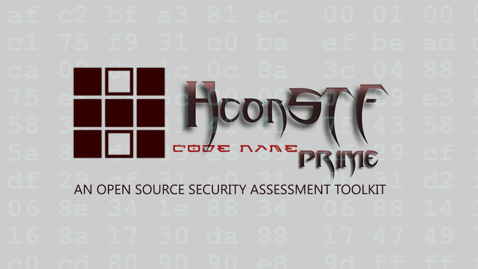 HconSTF - An Open Source Security Assessment Toolkit