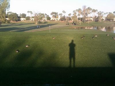 Selfie - Continental Golf Club - Scottsdale, AZ