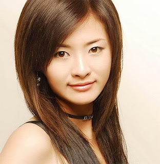 Asian Straight Hairstyles for Girls