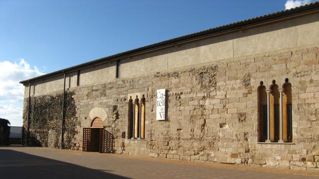 Castell del vi ( Falset)
