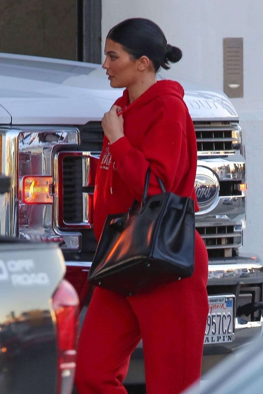 Kylie Jenner – Photoshoot at Milk Studios in LA - 02/06/2019