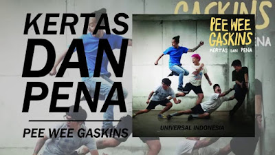 Download Lagu Pee Wee Gaskins - Kertas Dan Pena Mp3