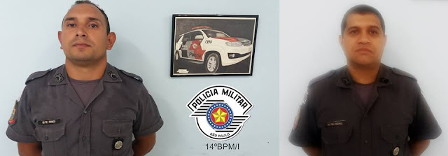 POLICIAIS MILITARES DO 14º BPM/I RECEBEM LÁUREA DE MÉRITO PESSOAL