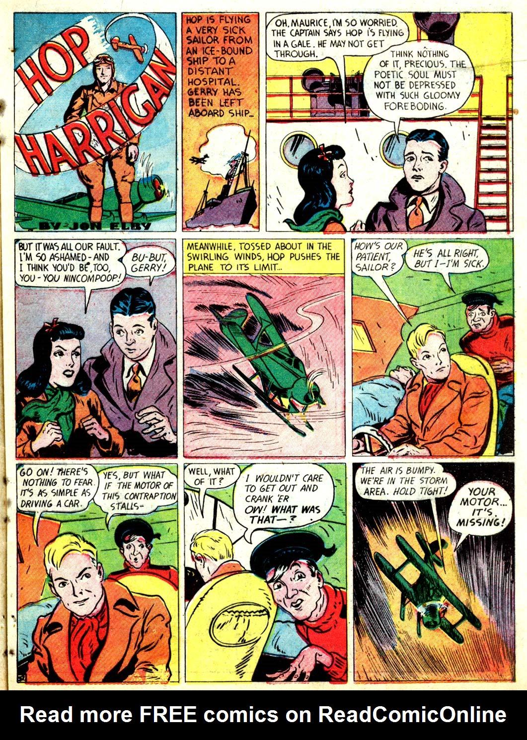 Read online All-American Comics (1939) comic -  Issue #10 - 25