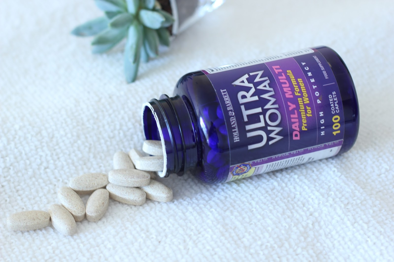 why women need multivitamins from ultrawoman