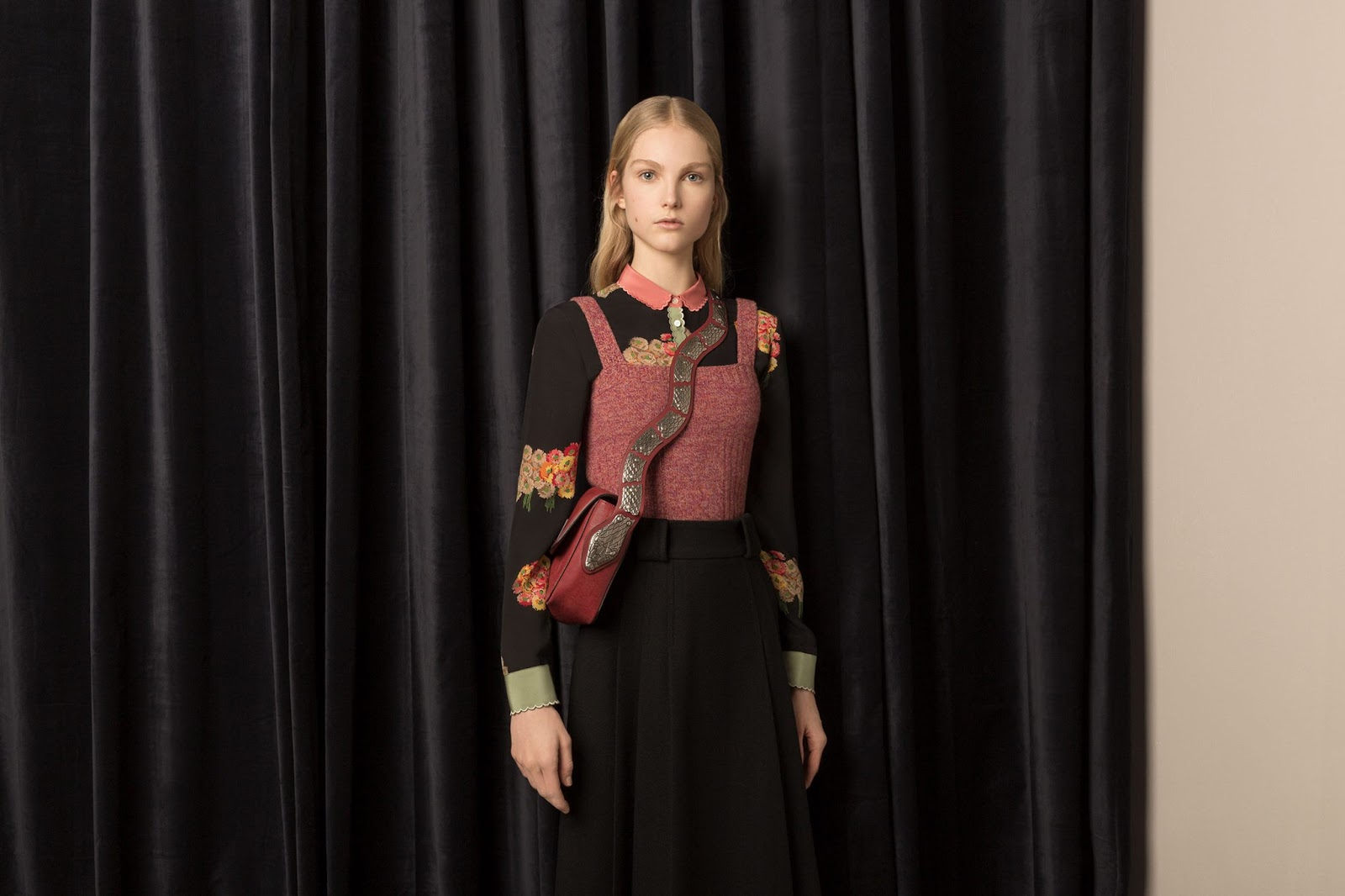REDValentino | Fall Winter 2017 Hearts & Flowers Collection