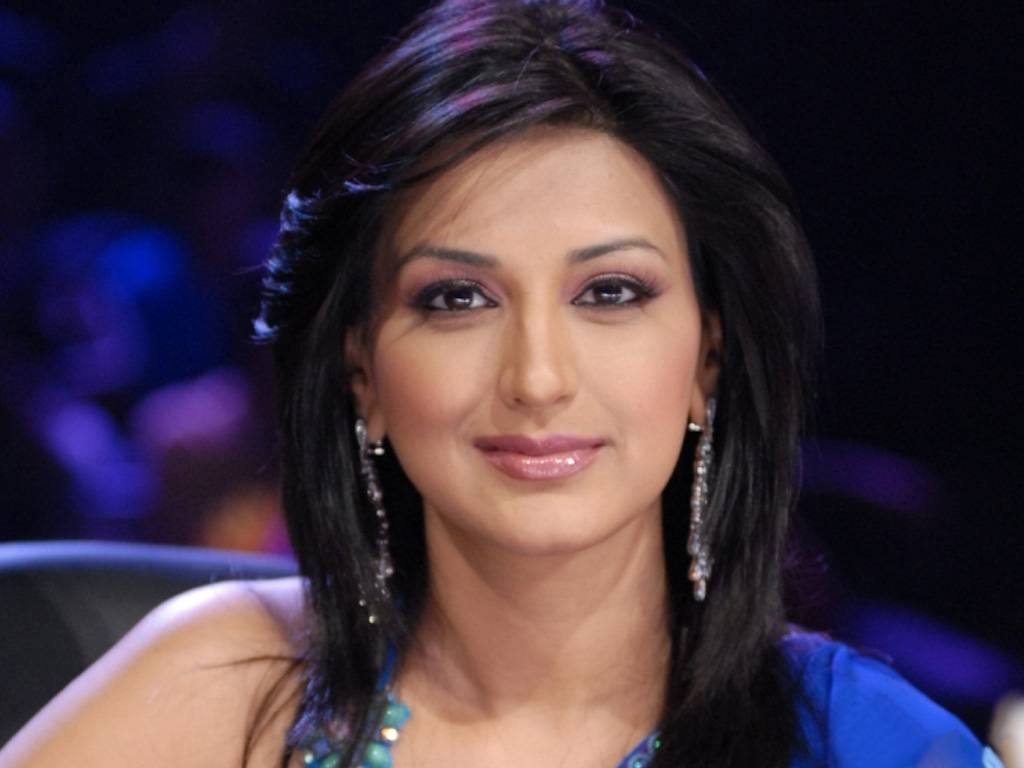 Bollywood Actrices Hot And Hd Fonds d'écran Sonali Bendre-9385