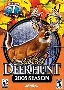 Cabelas Deer Hunt 2005 Season