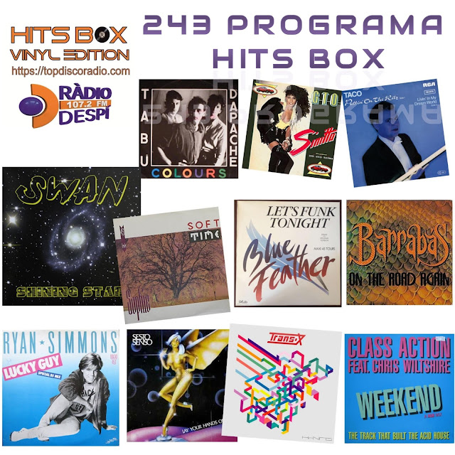 243 Programa Hits Box