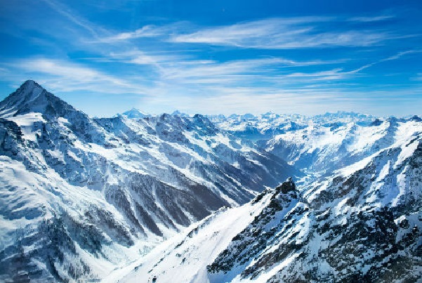 Alpine ice shows three-fold increase in atmospheric iodine