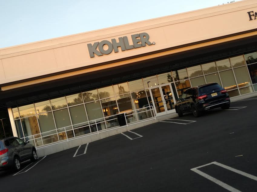 Kohler Signature Store in Paramus on Route 17 North