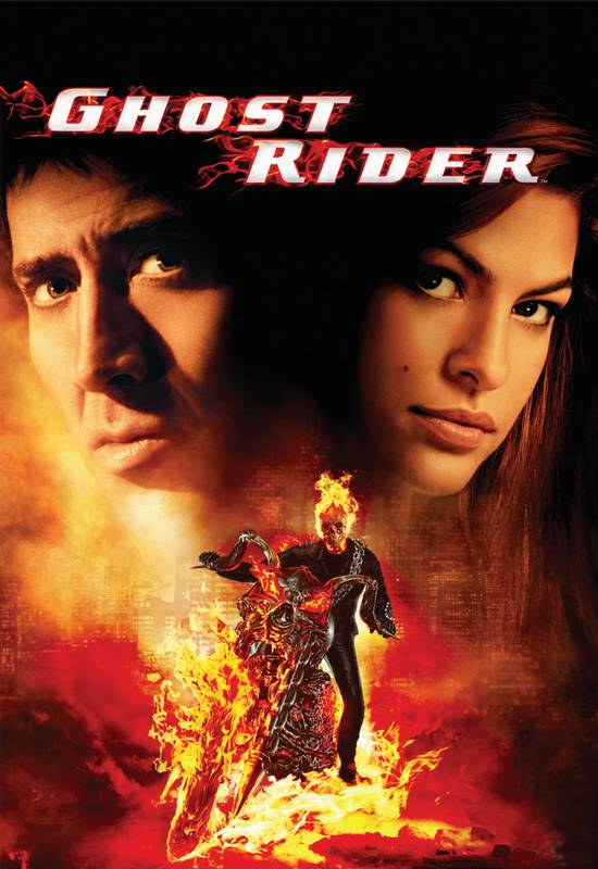 Unseen Films: Ghost Rider (2007)
