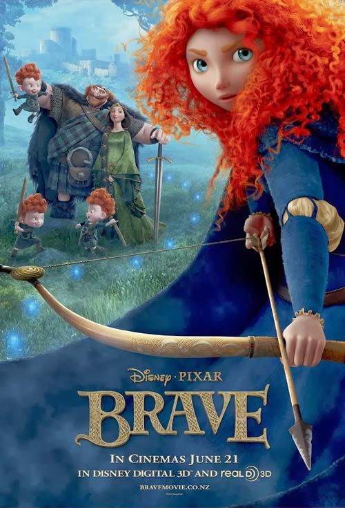 Brave 720p Bluray