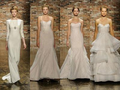 Robes de mariage longue