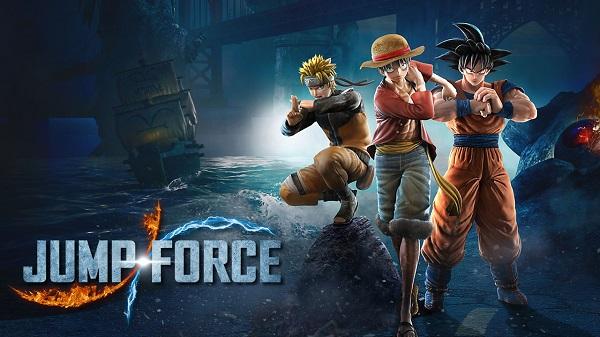 الكشف رسميا عن القائمة النهائية لجميع الشخصيات المتواجدة في لعبة Jump Force !