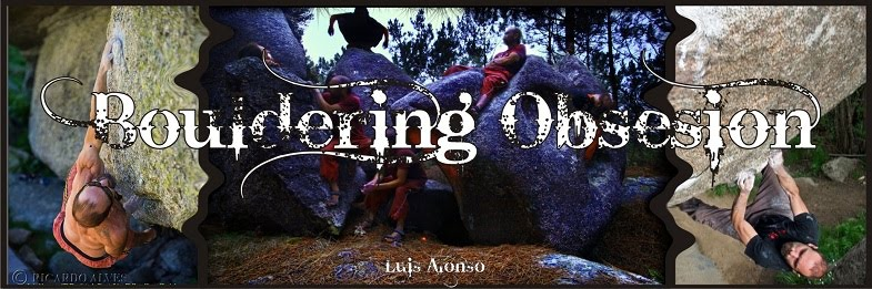 Bouldering Obsesion