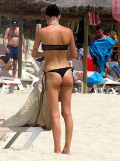 Martina Stoessel in Black Bikini 2017  21 ~ Celebs.in Exclusive Celebrities Galleries