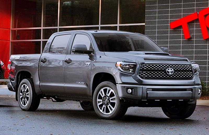 Toyota Tundra 2018 Limited Spec