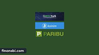 Türkiye'deki Bitcoin ve Kripto Para Borsaları