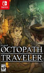 Octopath Traveller Switch