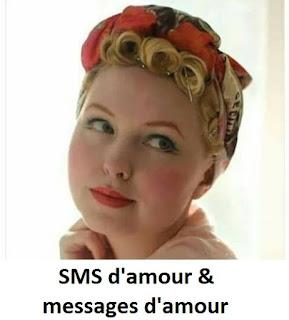 SMS d'amour & messages d'amour pour les amoureux
