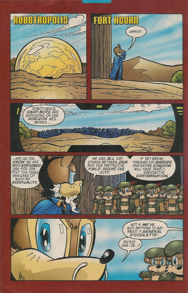 Read online Sonic The Hedgehog comic -  Issue #131 - 9