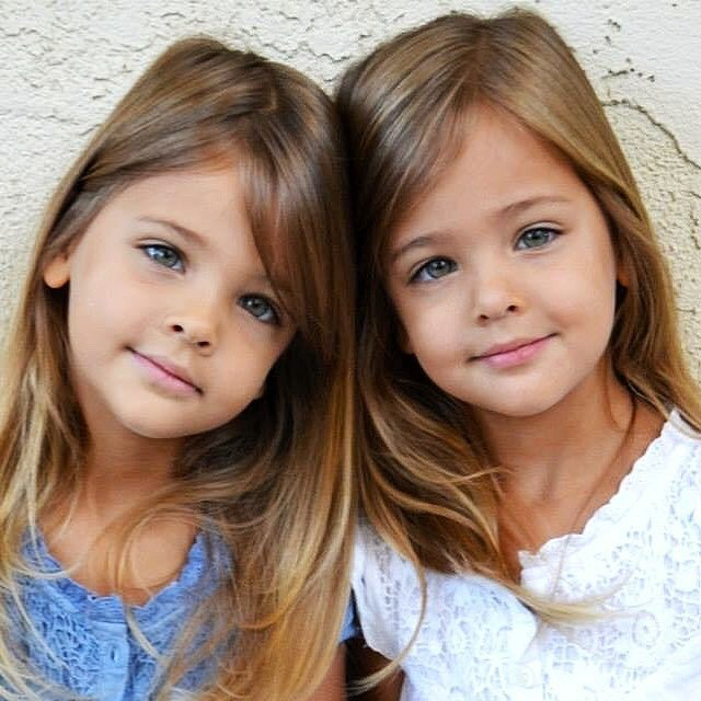 Twin sisters born in 2010 grew up