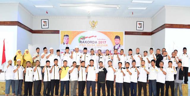 Tutup Rakorda, PKS Kota Medan Bertekad Menjadi Pelopor Bela Kepentingan Umat