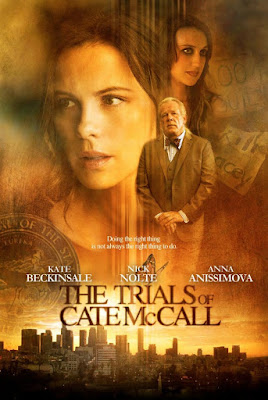 The Trials Of Cate McCall 2013 DVD R2 PAL Spanish